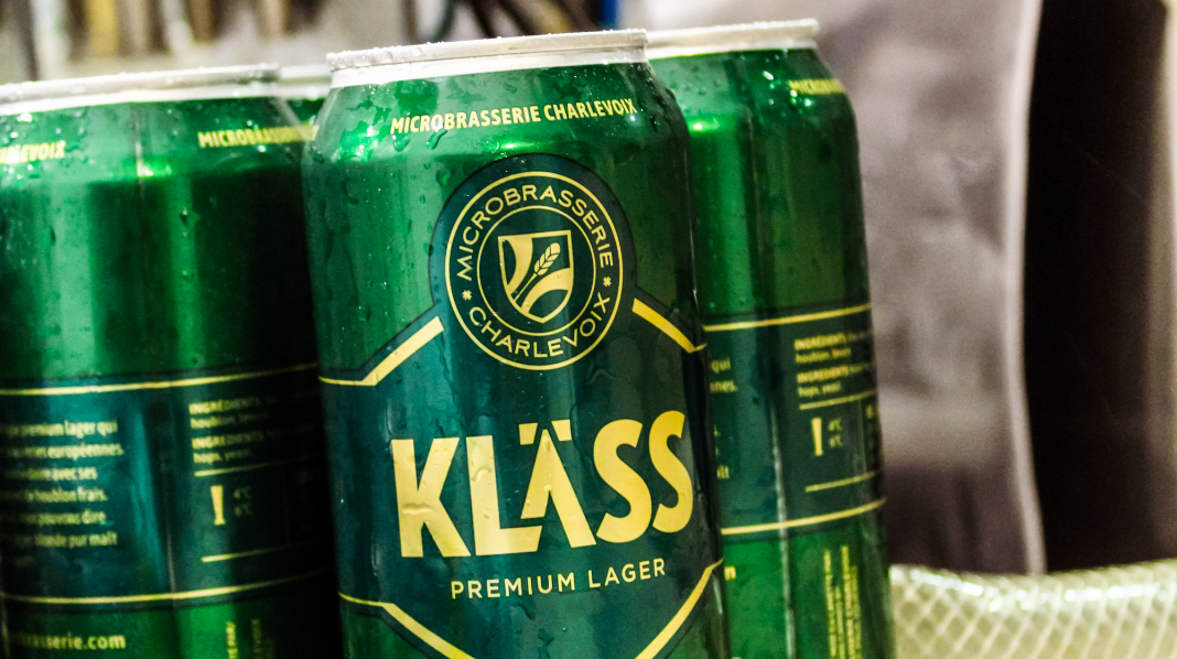 bière la Klass