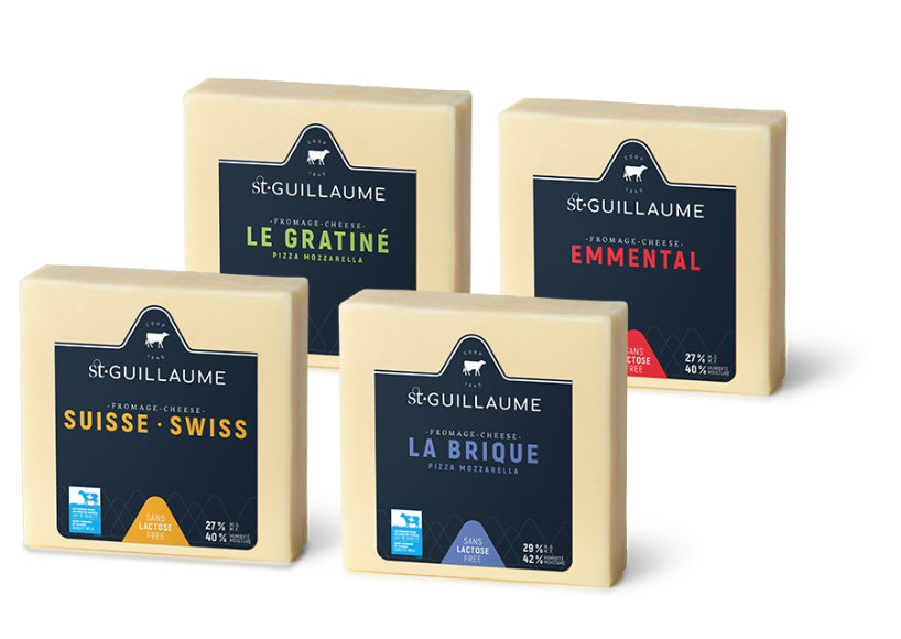 Cheddars fromagerie St-Guillaume