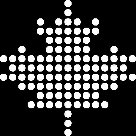 Feuille d'érable, symbole du Canada